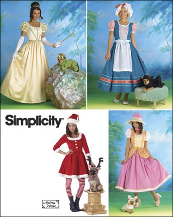 Simpl (Matching Dog Costumes)