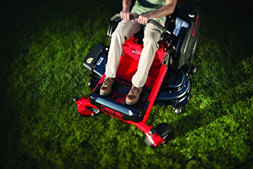 Troy Bilt Mustang 46 22HP 46 Inch Electronics Features