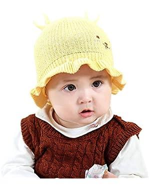 Toddler Newborn Baby Knit Crochet hat Bunny Rabbit Ear Beanie Cap Infant