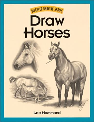 Draw Horses Discover Drawing Lee Hammond 0035313318986 Amazon