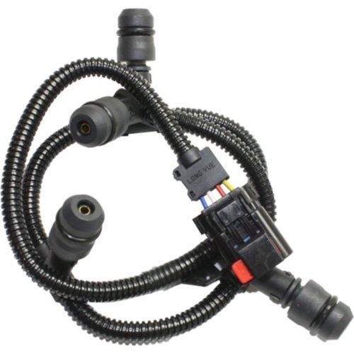 Evan-Fischer EVA2307281534 Glow Plug Wiring Harness for Econoline Van 04-10/F-Series Super Duty Pickup 04-07 Left 8 Cyl 6.0L Diesel