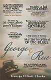 George and Rue, George Elliott Clarke, 0786718749
