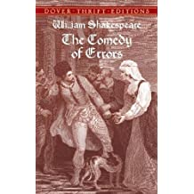 The Comedy of Errors (Dover Thrift Editions)