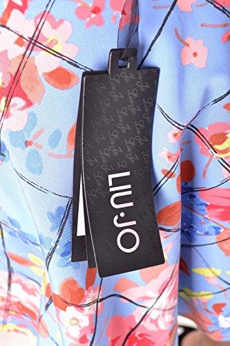 Liu Jo Damen MCBI191475O Multicolour Baumwolle Rock