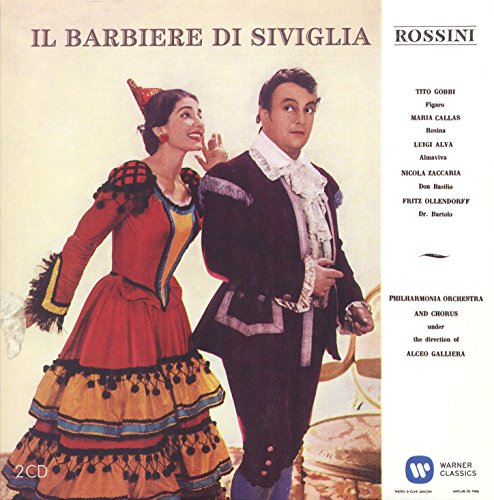 Rossini: Il barbiere di Siviglia (1957 - Galliera) - Callas Remastered