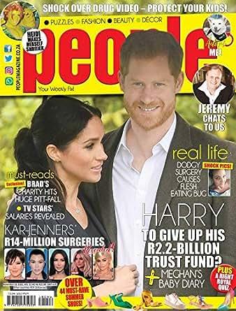 Amazon com: People Magazine South Africa: Kindle Store