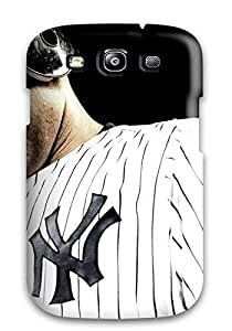 Faddish Phone New York Yankees Case For Galaxy S3 / Perfect Case Cover