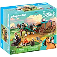 PLAYMOBIL® Entertainment Earth Spirit Riding Free Lucky's...