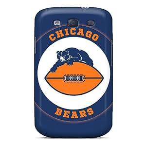 Ocq21082AlRX Douglasjoy2014 Chicago Bears Durable Galaxy S3 Tpu Flexible Soft Cases Black Friday