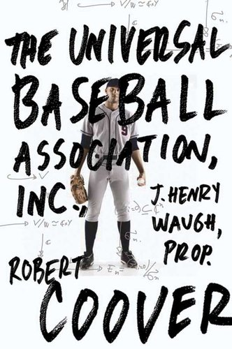 Book cover for The Universal Baseball Association