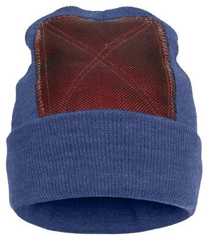 BACKSPIN Function Wear - Headspin Beanie Bonnet Cap - Taille Unique - bleu  caroline 4d00c90f8d0