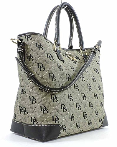 Dooney & Bourke, Borsa a mano donna nero Black