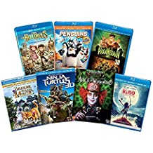 Amazon com: Blu-ray 3D: Movies & TV
