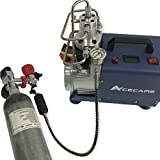Acecare110v Portable Electric Pump Compressed Air