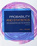 img - for Bundle: Probability and Statistics for Engineering and the Sciences, 9th +Enhanced WebAssign Printed Access Card for Statistics, Single-Term Courses book / textbook / text book