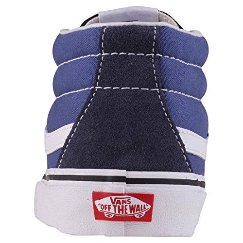 Vans Chaussures U Sk8-Mid Reissue - Parisian Night/True Navy-Bleu Navy blue