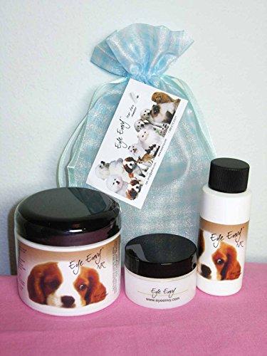 Eye Envy NR Tear Stain Remover Starter Kit For Dogs - Eye Envy Powder