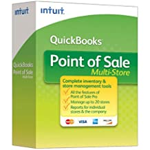 QuickBooks Desktop Point of Sale 18.0 Multi-Store Add A Store