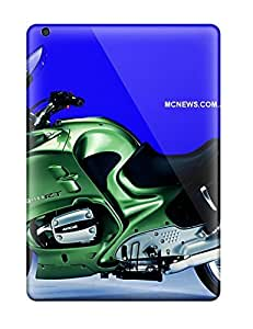 Tpu Case Cover Compatible For Ipad Air/ Hot Case/ Bmw Motorcycle