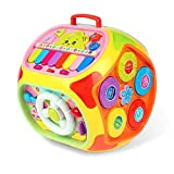DYMAS Intellectual Toy Children'S Educational Learning Room With Keyboard Toy