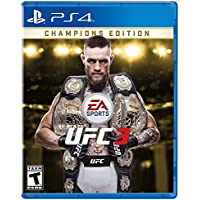 UFC 3 Champions Edition for PlayStation 4 by Electronic Arts