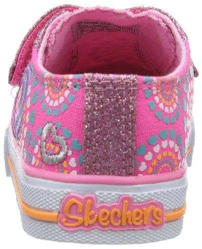 Skechers ShufflesLove Burst Mädchen Sneakers Mehrfarbig (NPMT)