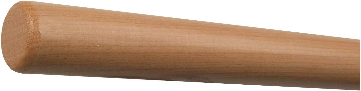 1600 mm Montagefertiger Buche Treppe Wand Handlauf//Gel/änder//Rundholz//Stange//Griff lackiert /Ø 42 mm mit bearbeiteten Enden ohne Handlaufhalter L/änge 160 cm 1,6 m Enden Halbkugel gefr/äst