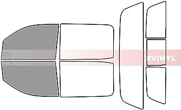Rtint Window Tint Kit for Chevrolet Silverado 2019-2019 5/% - Back Kit 4 Door