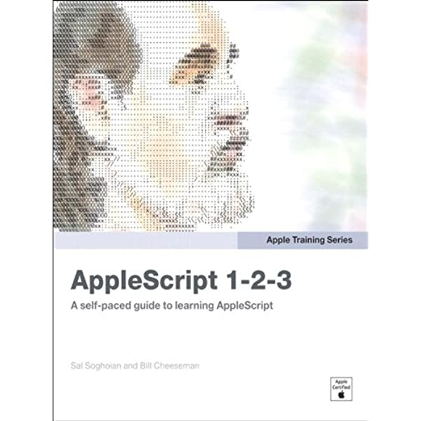 Amazon Com Apple Training Series Applescript 1 2 3 Ebook Soghoian Sal Cheeseman Bill Kindle Store