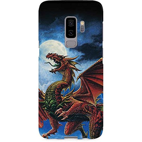 Fantasy & Dragons Galaxy S9 Plus Case - Alchemy - Whitby Wyrm | Skinit Art Lite Case