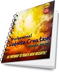 Professional Website Creation Made Easy (English Edition)