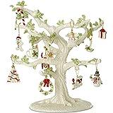 Lenox Christmas Winter Delights Miniature Tree Ornaments