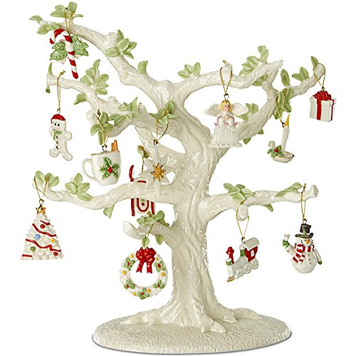 Lenox Christmas Winter Delights Miniature