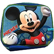Disney Mickey Mouse Lunchbox 3D Insulated Lunch Bag Kit