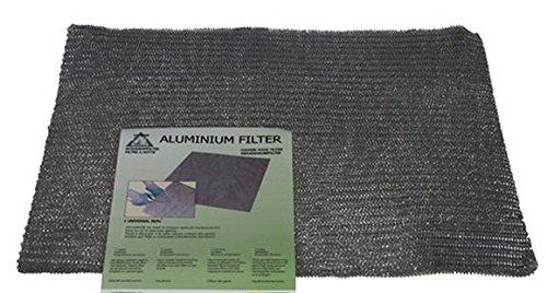 Universal filter f�r dunstabzugshaube aluminium 47�x