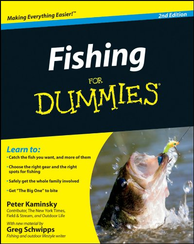 Fishing for Dummies (Best Lures For Catfish)