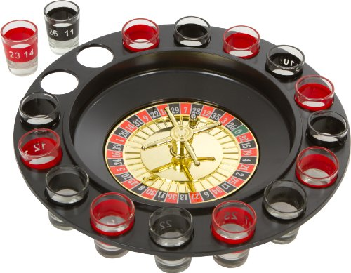 EZ Drinker Spinning Roulette 16 Piece product image