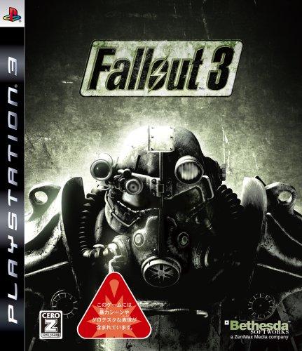 Fallout 3(フォールアウト 3)【CEROレーティング「Z」】の商品画像