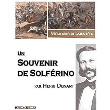 Un souvenir de Solférino: Mémoires augmentées