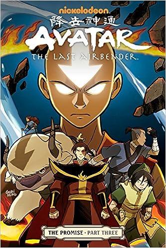 Avatar The Last Airbender The Promise Part 3 Gene Luen Yang
