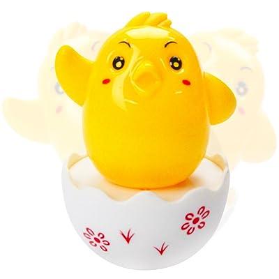 Isuper Tentetiesos de pollada,Tentetiesos Lindo plástico Juquete Educativo para niños y bebés: Electrónica