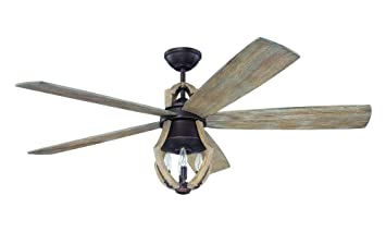 Craftmade win56abzwp5 ceiling fan with blades included 56 craftmade win56abzwp5 ceiling fan with blades included 56 amazon aloadofball Images