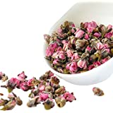 Peach Flower Tea - Chinese Tea - Herbal - Decaffeinated - Flower Tea - Tea - Loose Tea - Loose Leaf Tea - 1oz