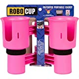 ROBOCUP, HOT Pink, 12 Colors, Best Cup Holder for