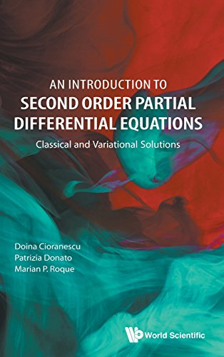 Introduction To Classical And Variational Partial Differential Equations