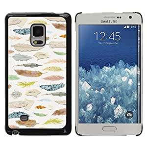 iKiki Tech / Estuche rígido - Ornithology Selection - Samsung Galaxy Mega 5.8 9150 9152
