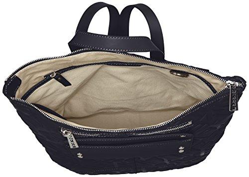port à à dos en sac main bretelles Berlin Liebeskind Backpackm Sac Blue 5838 à Logo pour Navy Bleu qw1vzIY