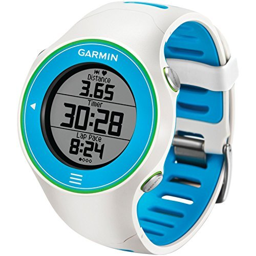 Garmin Forerunner 610 Touchscreen GPS Watch (Multicolor) (Discontinued by Manufacturer)-(Certified Refurbished) by Garmin