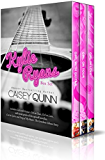 The Kylie Ryans Series: Girl with Guitar, Girl on Tour, Girl in Love (extended edition)