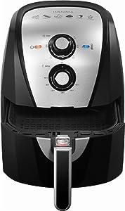 Insignia 5L Analog Air Fryer - Black